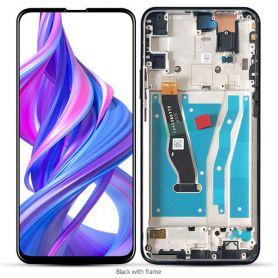 Original 6.59 pouces pour Huawei Y9 Prime 2019/P Smart Z LCD affichage STK-LX1 écran tactile numériseur pièces d'assemblage + ou
