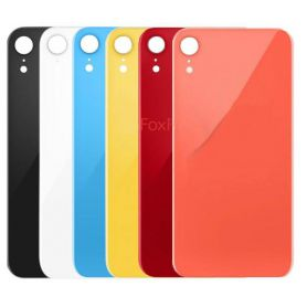 Rear cover for Apple iPhone XR with lens