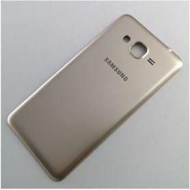 Cache arrière compatible cache batterie Or pour Samsung Galaxy Grand prime G530