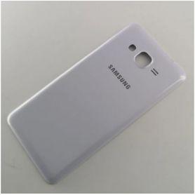 Cache arrière compatible cache batterie blanc pour Samsung Galaxy Grand prime G530
