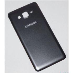 Cache arrière compatible cache batterie noir pour Samsung Galaxy Grand prime G530