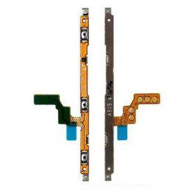 Flexible des boutons latéraux Galaxy A6 plus A605F