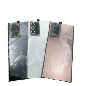 Cache arrière pour Samsung Galaxy Note20 Ultra N985F