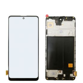 Touch Screen LCD and Galaxy A51 5G A516B A516B-SM / DS