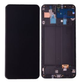 Glass touch screen and LCD assembled Galaxy A30 A305F SM-A305F / DS