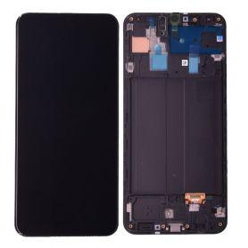 Vitre écran tactile et LCD assemblés pour Samsung Galaxy A30 A305F SM-A305F/DS