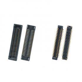 Connecteurs de l'écran Galaxy A20s A207F G6200 A6S A10S 40PIN