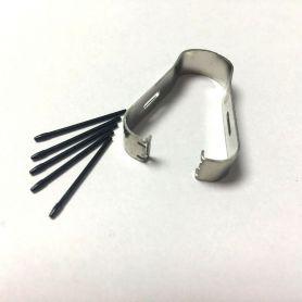 pen nibs for Samsung Galaxy Tab S7 T870 T875 (4G) T876B (LTE / 5G)