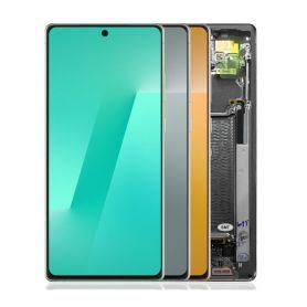 Ecran tactile et LCD assemblés Galaxy Note 20 N980F