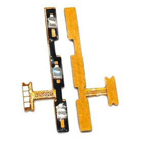 Flexible side buttons for Samsung Galaxy M11 SM-M115F M115F / DSN