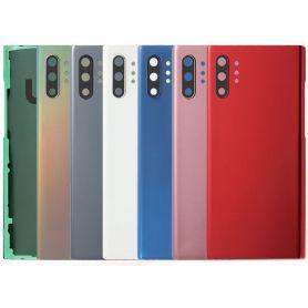 Cache batterie pour Samsung Galaxy Note10 N970F SM-N970F/DS et Note 10 + DN975