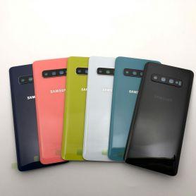 Remplacement de verre arrière pour Samsung Galaxy S10 S10e S10 Plus S