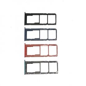 SIM and SD drawer Samsung Galaxy A10S SM-A107F A107F / DS