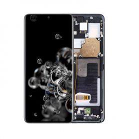 Touch Screen LCD and original Galaxy S20 Ultra 5G G988B SM-G988B