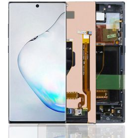 Glass touchscreen and LCD assembled for Samsung Galaxy note 10 more N975F SM-N975F / DS