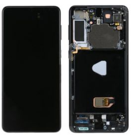 Ecran tactile et LCD Galaxy S21 plus 5G G996B SM-G996B/DS