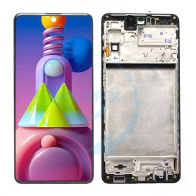 Glass Touch Screen LCD and assembled for Samsung Galaxy M51 SM-M515F M515F / DSN