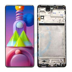 Vitre écran tactile et LCD assemblés pour Samsung Galaxy M51 M515F SM-M515F/DSN