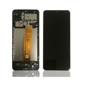 Glass touch screen and LCD assembled for Samsung Galaxy M12 M127F