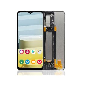 Glass touch screen and LCD assembled for Samsung Galaxy A32 5G A326B