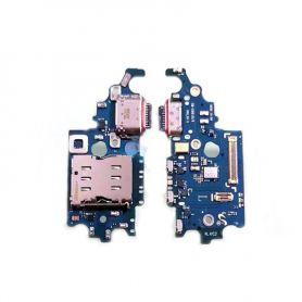 Vitre écran tactile et LCD assemblés pour Samsung Galaxy S21 5G SM-G991B G991B