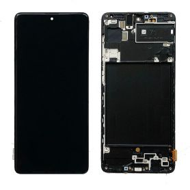 Touch Screen LCD and Galaxy A71 A715F