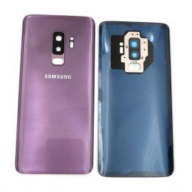 Vitre arrière rose pour Samsung Galaxy S9 G960F