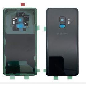 Cache arrière noir pour Samsung Galaxy S9 G960F