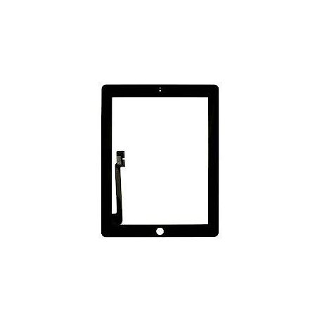 Vitre ecran tactile Apple Ipad 3