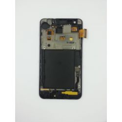 Lcd & Touch Screen with Chassis Samsung Galaxy S2 GT-I9100 Black