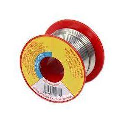 Tin solder coil