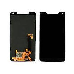 Lcd screen and assembled touchscreen Motorola Razr i XT890