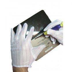 Gants de réparation microfibres anti-statique