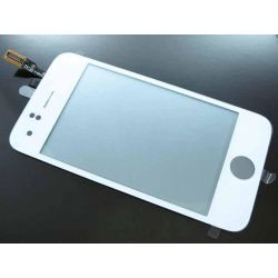 Vitre tactile ecran Iphone 3GS blanc
