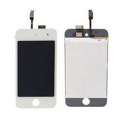 Ecran Lcd et vitre tactile assemblés Apple Ipod 4 touch blanc