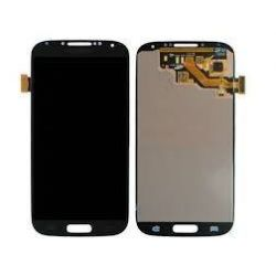 Lcd touch screen glass assembled Samsung Galaxy S4 I9500 titanium gray