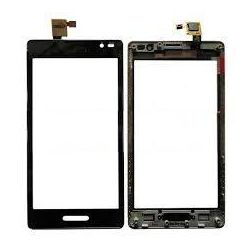 Touch screen on frame Lg optimus L9 P760 black