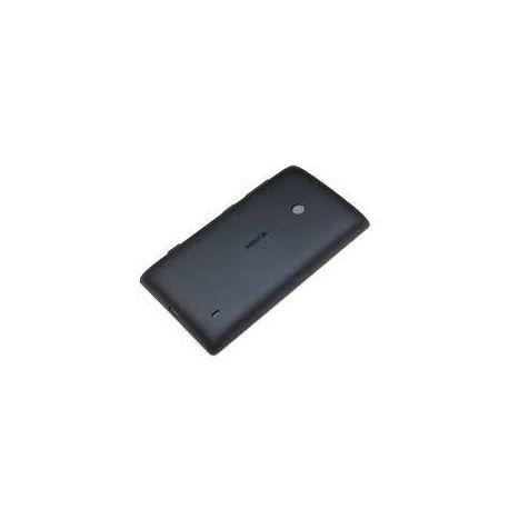 Coque arrière cache batterie Nokia Lumia 520 noir