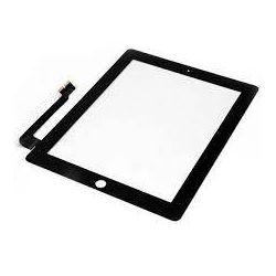 Ecran vitre tactile noir compatible Apple iPad 4