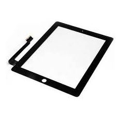 Touch screen black Apple Ipad 4