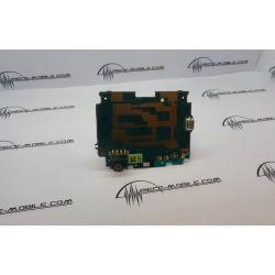 Nappe et carte du clavier avec connecteur USB Htc Chacha A810e