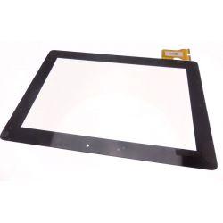 cristal de la pantalla táctil Negro Asus Eee Pad transformar Tf301