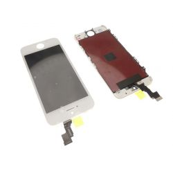 Lcd screen and touch screen Apple iphone 5C White