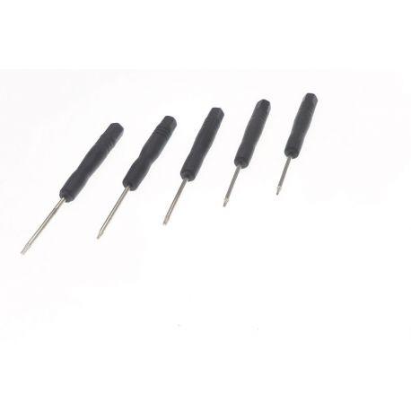Pack Tournevis Torx T2-3-4-5-6