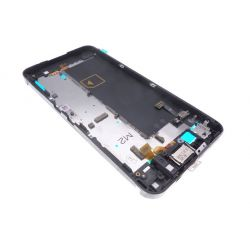 Black Main Chassis with vibrator and earphone Blackberry Z10