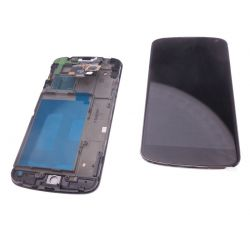 Lcd screen and touchscreen with chassis Lg Nexus 4 E960