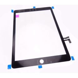 Ecran vitre tactile noir Apple Ipad 5 Ipad air