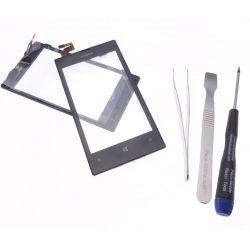 Kit de réparation vitre tactile vitre+ outils pour Nokia Lumia 520