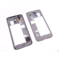 Samsung Galaxy S5 SM-G900F G900A Silver and Surround Chassis