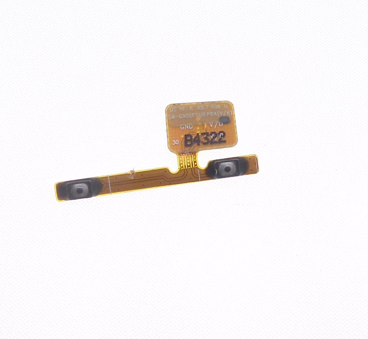 Nappe du bouton Volume pour Samsung Galaxy S5 SM-G900F G900A